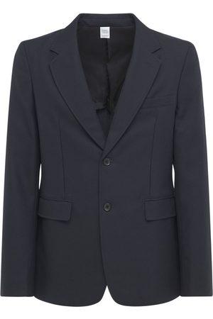 Comme des Garçons Miehet Päällystakit - Wool Blend Gabardine Jacket