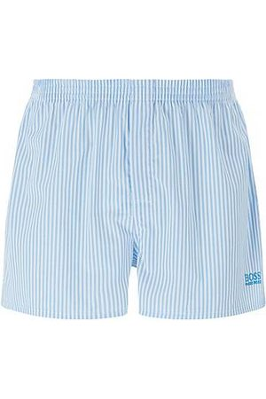 HUGO BOSS Miehet Pyjamat - Two-pack of pyjama shorts in cotton poplin