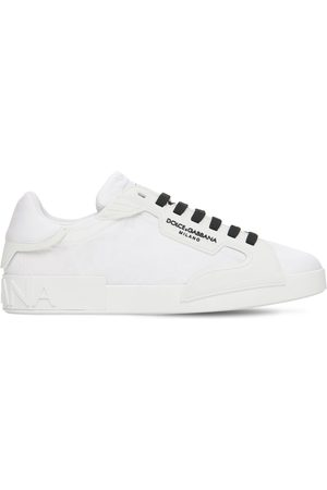 Dolce & Gabbana Miehet Tennarit - Portofino Nylon Sneakers