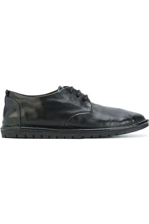 Marsèll Naiset Loaferit - Stitched panel lace up shoes