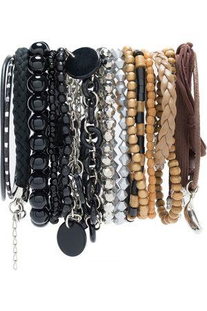 AMIR SLAMA Naiset Rannekorut - Bracelets set