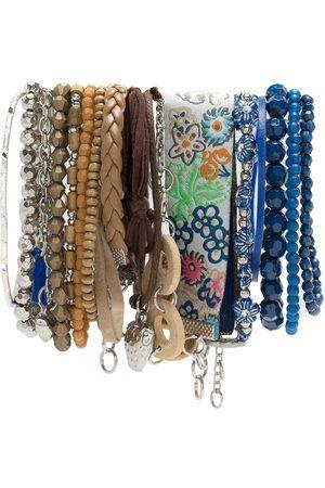 AMIR SLAMA Charms bracelets set