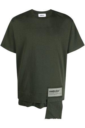 AMBUSH Logo-patch short sleeve T-shirt
