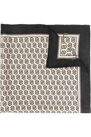 Salvatore Ferragamo Gancini-print scarf
