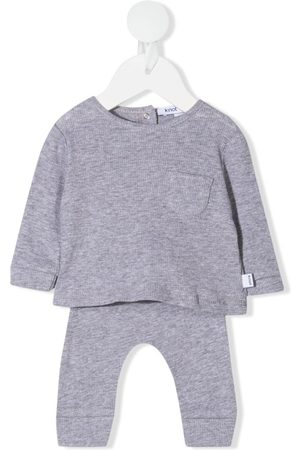 KNOT Archie knitted tracksuit set