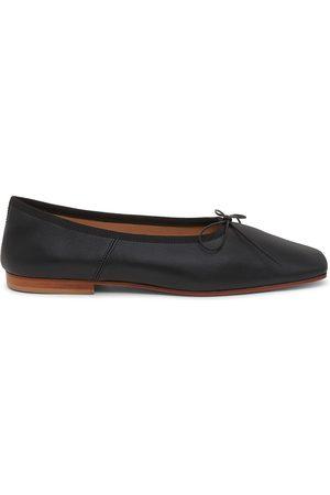 Mansur Gavriel Dream square toe ballerina shoes