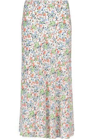 Polo Ralph Lauren Naiset Maksihameet - Floral maxi skirt
