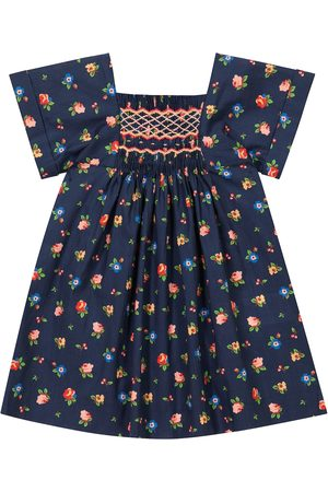 BONPOINT Baby Pais floral cotton dress