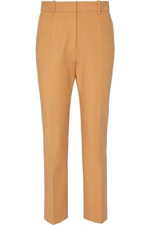 Joseph Coleman slim cropped gabardine pants
