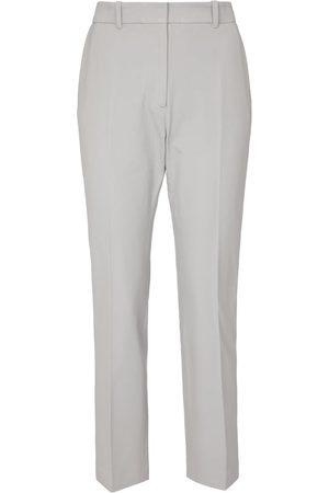Joseph Coleman high-rise slim gabardine pants