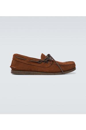 YUKETEN Miehet Loaferit - All Handsewn Canoe moccasin shoes