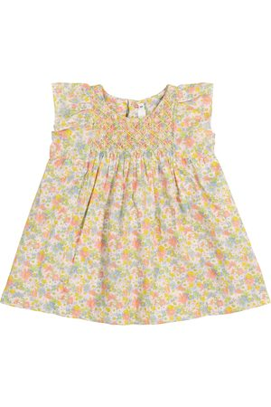 BONPOINT Baby Calais Liberty floral cotton dress