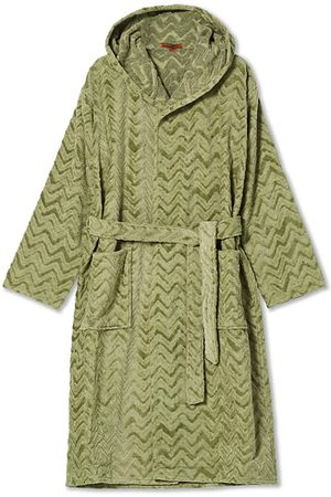Missoni Miehet Kylpytakit - Rex Bathrobe Green