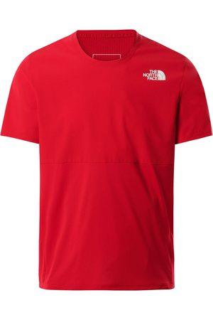 The North Face Miehet Paidat - True Run S/S Shirt S