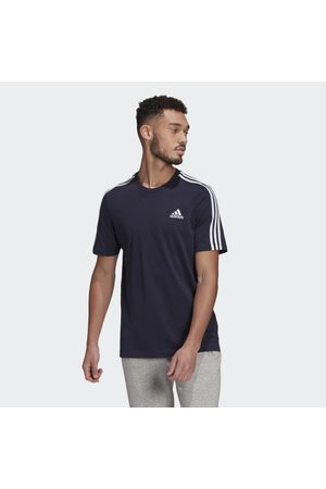 adidas Miehet T-paidat - Essentials 3-Stripes Tee