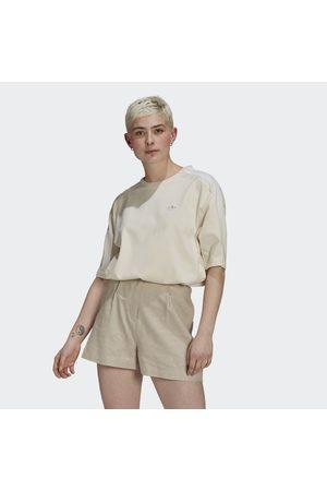 adidas Naiset T-paidat - No-Dye Loose Tee