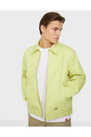 Dickies Lined Eisenhower Jacket Takit Green
