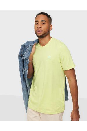 adidas Miehet T-paidat - Essential Tee T-paidat ja topit Yellow