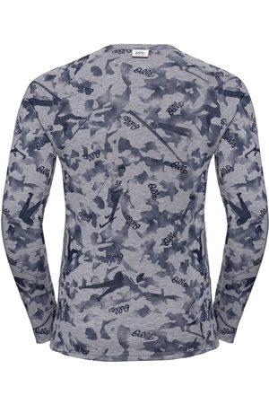Odlo Miehet Paidat - Men's Active Warm Originals Long Sleeve Base Layer Top S