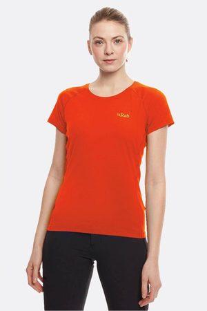 Rab Naiset T-paidat - Women's Pulse Tee 10