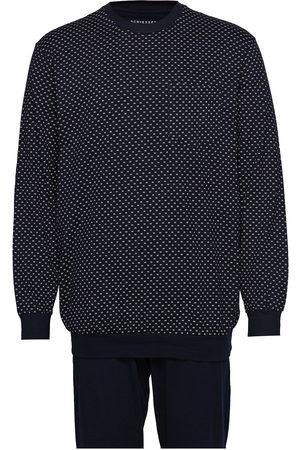 Schiesser Miehet Pyjamat - Pyjama Long Pyjama