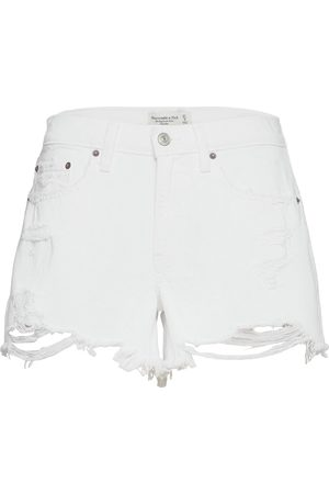 Abercrombie & Fitch Anf Womens Shorts Shorts Denim Shorts