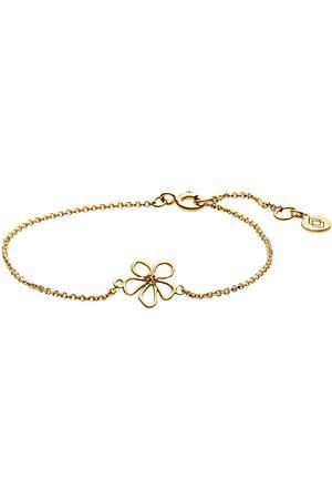 Izabel Camille Naiset Rannekorut - H Y Accessories Jewellery Bracelets Chain Bracelets Kulta