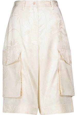 J.W.Anderson Jacquard Bermuda shorts