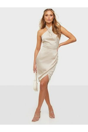 NLY Trend Get Going Halter Neck Dress