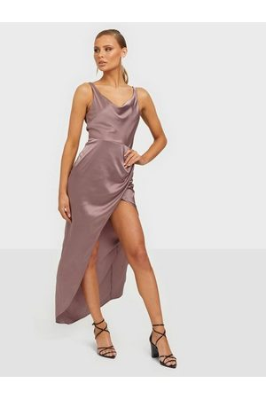 NLY Eve Shine On You Satin Gown