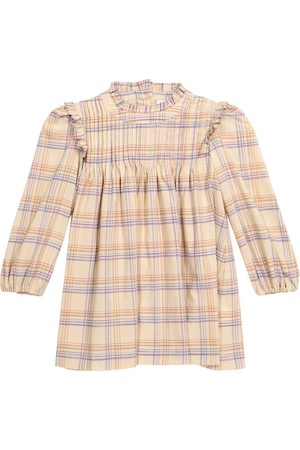 MORLEY Namibia checked cotton dress