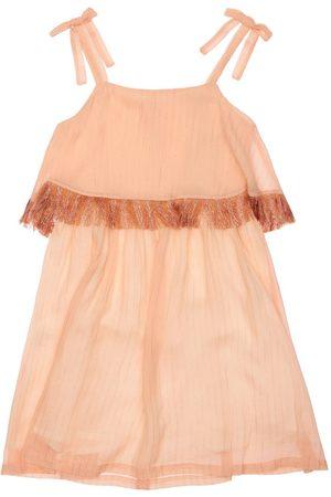 YELLOWSUB Sleeveless Dress W/ Fringes