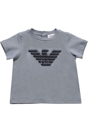 Emporio Armani Cotton Jersey T-shirt