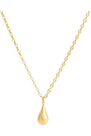 Sophie Buhai Dew Drop Pendant 18kt gold vermeil necklace