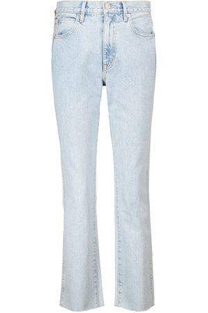 SLVRLAKE Hero high-rise straight jeans