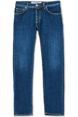 Jacob Cohen Miehet Slim Fit - 622 Slim Fit Jeans Mid Blue