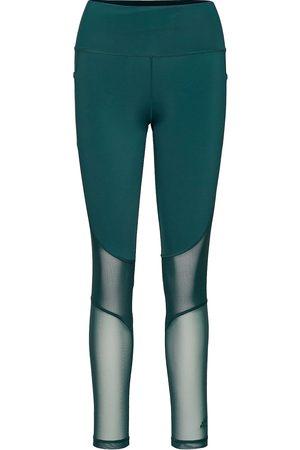 adidas Naiset Leggingsit - Believe This Summer 7/8 Tights W Running/training Tights Vihreä