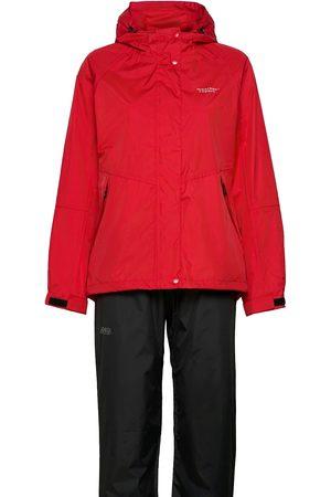 Weather Report Carlene W Awg Rain Set W-Pro 10000 Outerwear Rainwear Rain Coats