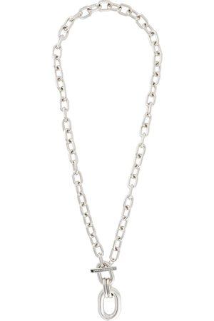 Paco rabanne Naiset Kaulakorut - Toggle chain pendant necklace