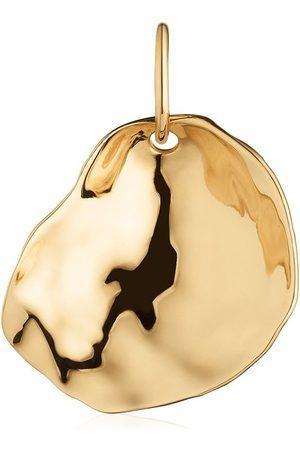 Monica Vinader Nura small shell pendant charm