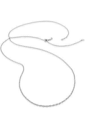 """Monica Vinader 32""""/81cm adjuster rolo chain"""