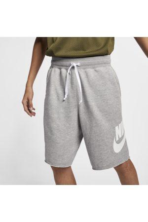 Nike Sportswear Alumni Men's French Terry Shorts - Grey