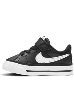 Nike Court Legacy Baby and Toddler Shoe - Black