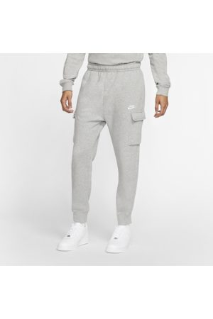 Nike Sportswear Club Fleece Men's Cargo Trousers - Grey
