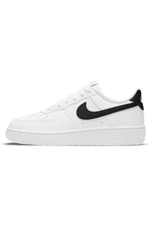 Nike Force 1 Younger Kids' Shoes - White