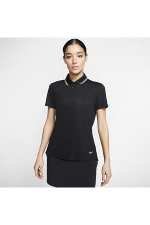 Nike Dri-FIT Victory Women's Golf Polo - Black