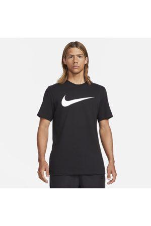Nike Sportswear Swoosh Men's T-Shirt - Black