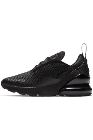 Nike Air Max 270 Younger Kids' Shoe - Black
