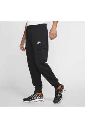 Nike Sportswear Club Fleece Men's Cargo Trousers - Black