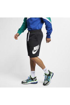 Nike Sportswear Alumni Men's French Terry Shorts - Black